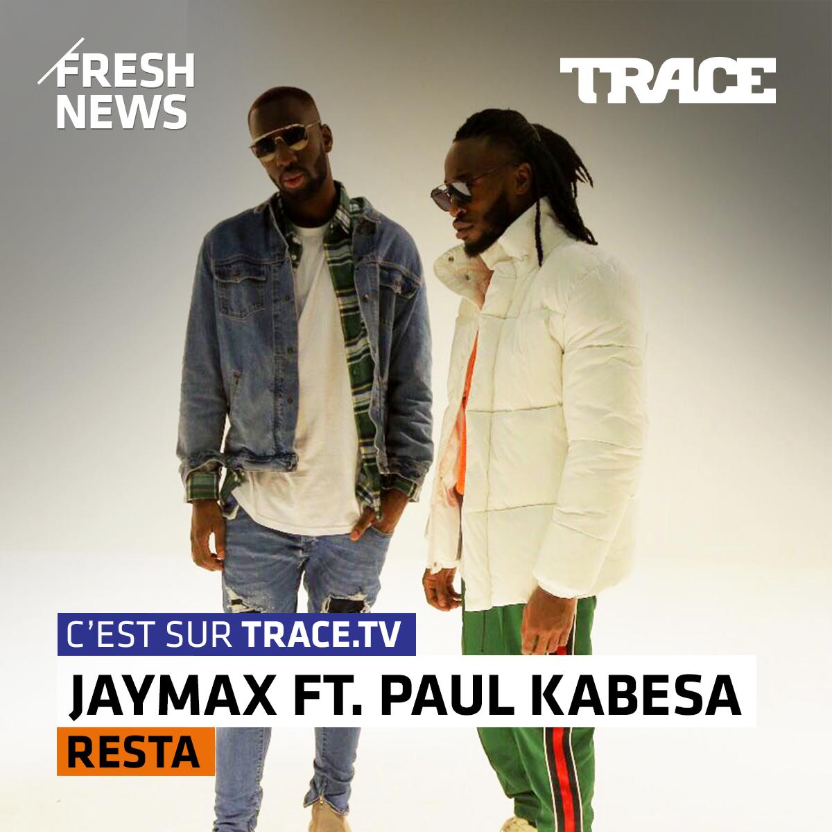 Jaymax et Paul Kabesa