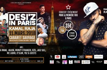 Desi'Z In paris