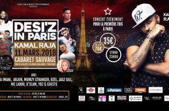 Desi'Z In paris