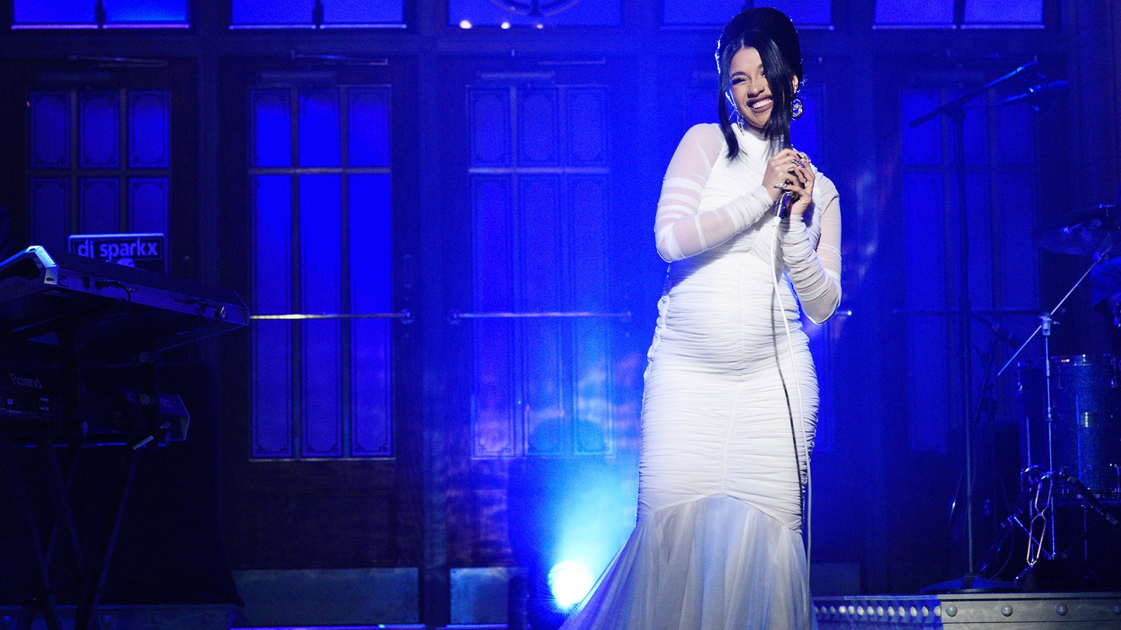 cardi-b-saturday-night-live-pregnant-nbc