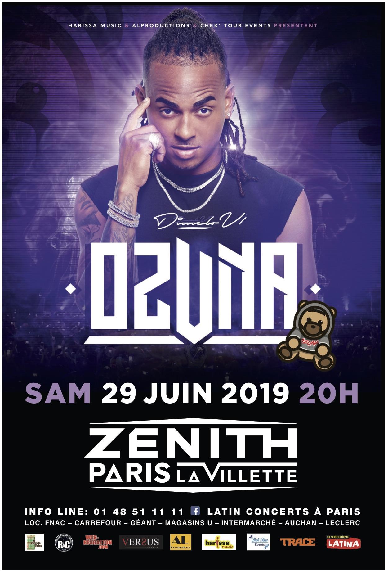 ozuna-paris-zenith-2019