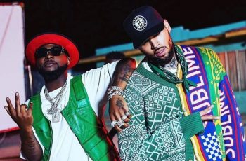 Chris Brown _ Davido